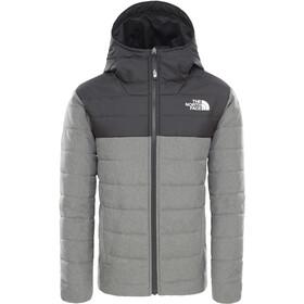 The North Face Reversible Perrito Jacke Jungs tnf medium grey heather